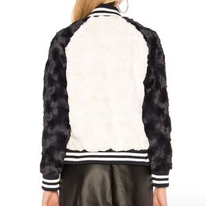 Rails Jackets & Coats - Rails Posey Faux Fur Bomber